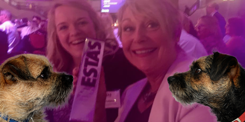 Blog from the dogs: ESTAs 2017 – WINNERS!