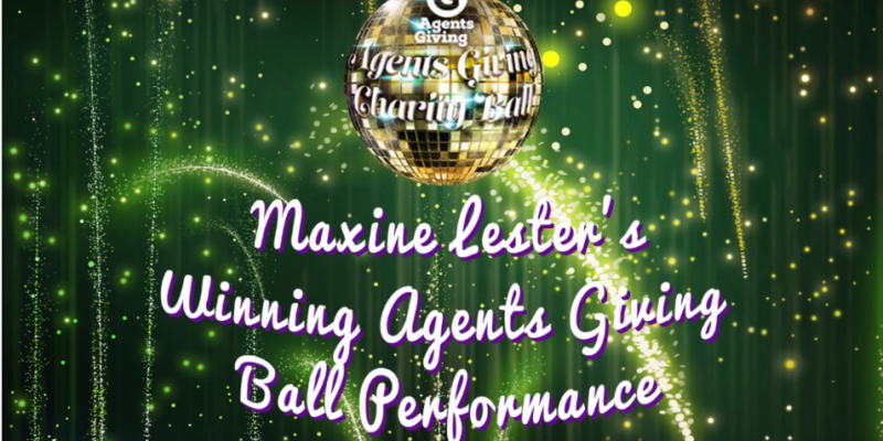 Estate agents do Strictly Come Dancing for charity