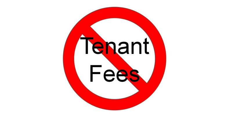 The Queen says the Tenant Fee Ban will happen!
