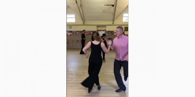 Only 3 weeks to go till Strictly!