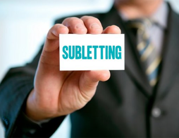 Can Your Tenant Sublet