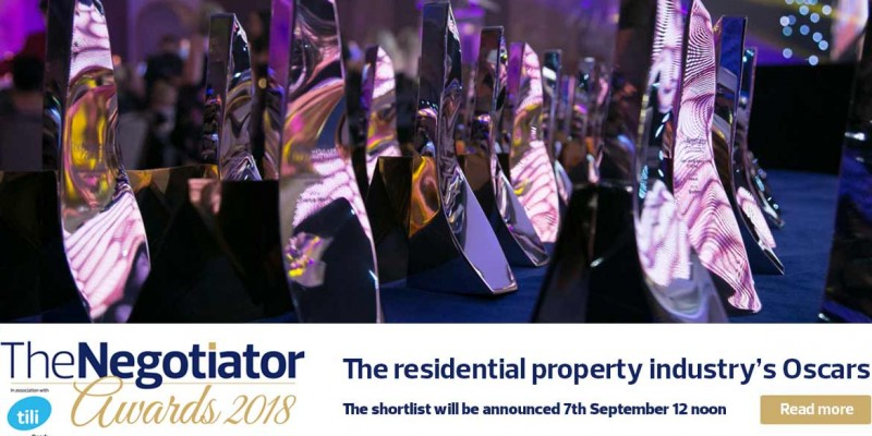 Maxine Lester shortlisted for The Negotiator Awards 2018