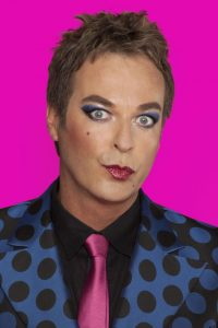 Julian Clary is hosting The Negotiator Awards 2018