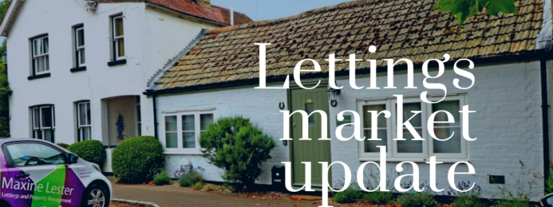 Lettings Market Update – July 2019