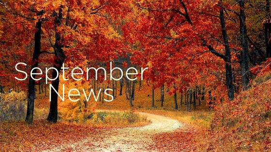September News from Maxine Lester Residential