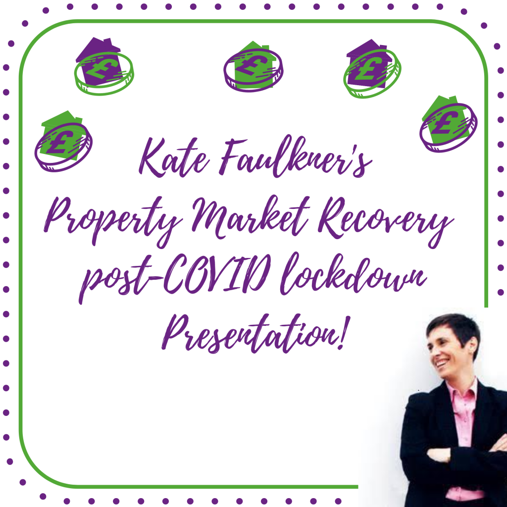 Kate Faulkner and Maxine Lester Property Update