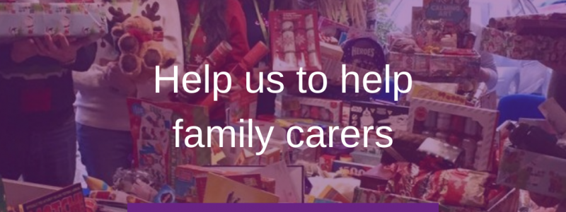Christmas hampers for carers: show your support of those looking after a loved one