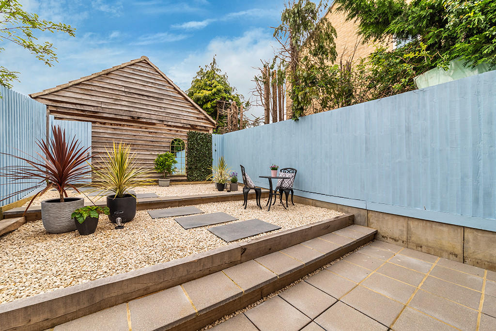 Maximise your rental return with a landscaped garden